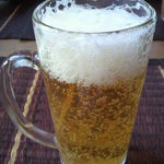 Neo Thai - ビールでかんぱーい