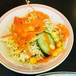 New Delhi Spice - バイキングのサラダ