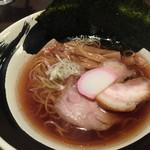 麺処ガンテツ - 醤油ラーメン