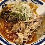 ラーメン・餃子 ハナウタ - 薬膳香辛味噌(中辛)