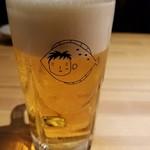 笑和酒場 けいちゃん - ビール