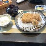 79664595 - 杜仲高麗豚ロース(130g)。                       税込1944円。                       美味し。