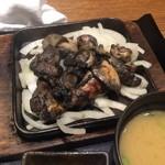 宮崎料理 万作 - もも焼きアップ