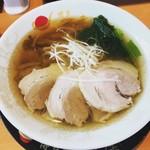 79665866 - 麺祭り2018:鶏ガラ煮干しラーメン