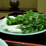 藤尾 - 野菜類