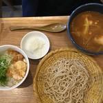 横濱蕎麦 傳介 -