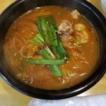 韓国厨房 - タッケジャン 780円