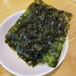 韓国厨房 - 韓国海苔