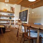 いとカフェ - 店内の様子