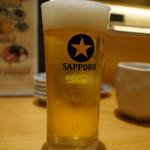 79669962 - ランチビール 250円