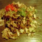 京の坦々麺と鉄板居酒屋 四条 竹 - 海鮮やきそば