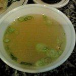 7967942 - チャーハン付属のスープ