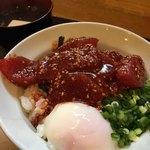 食堂エンドウ - 鮪丼