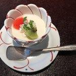 美々卯 - 杏仁豆腐