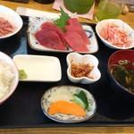 ごはん屋さくら - さくら特別定食(1530円)