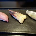 鮨 恵三 - 握り