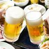 川崎名物 炭火焼肉 食道園 - ドリンク写真:生ビールで乾杯♪