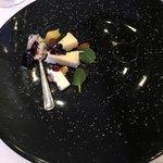 レストランヴィトラナゴヤ - ロックフォール青かび、カマンベールチーズ他チーズ盛合せ