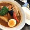 曼荼羅 - 料理写真:オリジナルスープチキンカレー(980円)