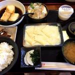 豆厨ゆばせい - 料理写真:きまぐれ御膳 2018.01