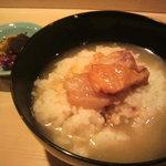 銀座 あさみ - 昼:鯛茶漬け