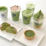 西条園抹茶カフェ - メイン写真: