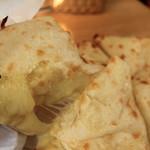 ラリーグラス - チーズがトロ~リ