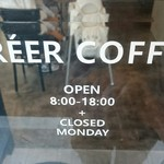 CREER COFFEE -