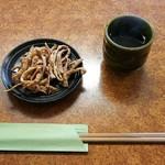 そば処 里山 - 料理写真: