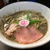 中華そば いづる - 料理写真:濃密な煮干しそば780円