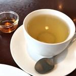 cafe wakka - レモングラスとジンジャーのハーブティー