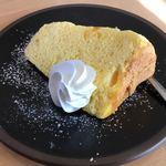 珈琲の時代屋 - シフォンケーキ♡