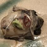 寿司一 - 牡蠣のソテー?の南蛮漬け