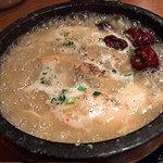 チェゴヤ  - 参鶏湯