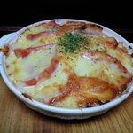 カフェ&レストラン メリーポピンズ - トマト・スパゲッティグラタン