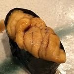 寿司一 - 馬糞ウニ