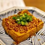 ぽんしゅや 三徳六味 - 上のは固形の醤油らしい