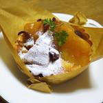 ル・パティシエ・ミエル - 料理写真:2018年1月 焼き芋タルト