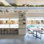 GALLERY&CAFE CAMELISH - 広々とした展示空間