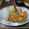 光陽楼 - 料理写真:ランチ(スープ付)¥770