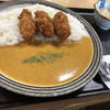 かき小屋 小江戸 - 料理写真:カキフライカレー 928円