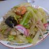 九州ラーメン友理 - 料理写真:皿うどん850円