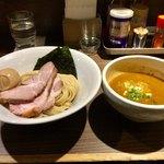 つけ麺一燈 - 伊勢海老つけ麺 特製(200g) 1,100円