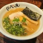 らーめん ほっぺ家 - 料理写真:和風醤油