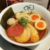 ra-mentorikku - 料理写真:特製鶏の醤油らーめん
