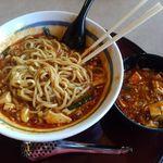 レストラン三宝 - 全とろ麻婆麺