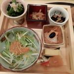 Miyagawahonten - 小鉢、サラダなど
