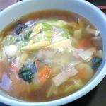 79697830 - 広東麺