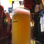 自由人酒場 - シークワーサービール