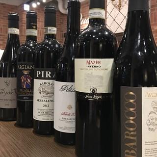 グラスワインは常時6種類~二軒目のワインのみ利用でもOK!!